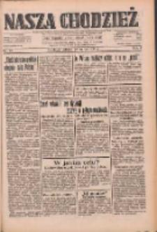 Nasza Chodzież: dziennik poświęcony obronie interesów narodowych na zachodnich ziemiach Polski 1933.03.28 R.4 Nr72