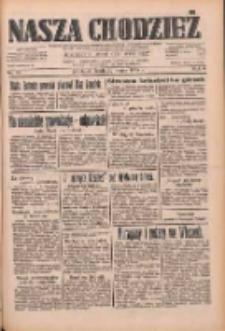 Nasza Chodzież: dziennik poświęcony obronie interesów narodowych na zachodnich ziemiach Polski 1933.03.29 R.4 Nr73