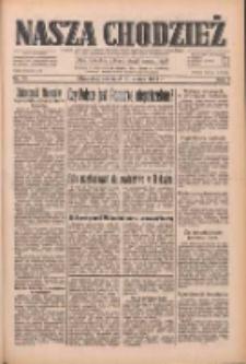 Nasza Chodzież: dziennik poświęcony obronie interesów narodowych na zachodnich ziemiach Polski 1933.03.30 R.4 Nr74