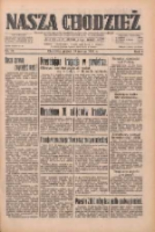 Nasza Chodzież: dziennik poświęcony obronie interesów narodowych na zachodnich ziemiach Polski 1933.03.31 R.4 Nr75