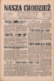Nasza Chodzież: dziennik poświęcony obronie interesów narodowych na zachodnich ziemiach Polski 1933.04.02 R.4 Nr77
