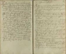 Akt wyboru kandydatów na podsędka ziemi lwowskiey i żydaczowskiey przez rady tych ziem. 03.02.1654
