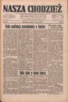 Nasza Chodzież: dziennik poświęcony obronie interesów narodowych na zachodnich ziemiach Polski 1933.05.01 R.4 Nr101