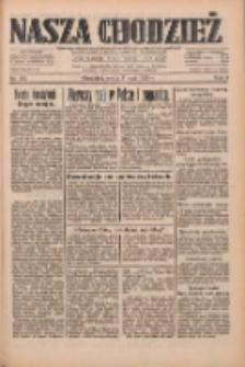 Nasza Chodzież: dziennik poświęcony obronie interesów narodowych na zachodnich ziemiach Polski 1933.05.03 R.4 Nr102
