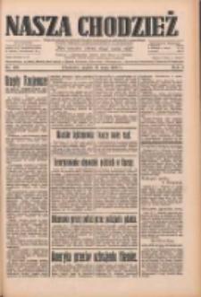 Nasza Chodzież: dziennik poświęcony obronie interesów narodowych na zachodnich ziemiach Polski 1933.05.12 R.4 Nr109