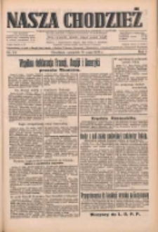 Nasza Chodzież: dziennik poświęcony obronie interesów narodowych na zachodnich ziemiach Polski 1933.05.18 R.4 Nr114