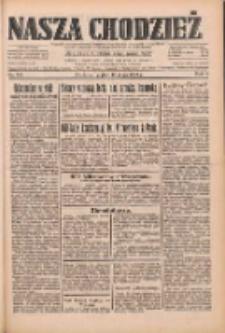 Nasza Chodzież: dziennik poświęcony obronie interesów narodowych na zachodnich ziemiach Polski 1933.05.19 R.4 Nr115