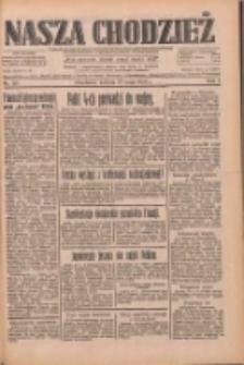 Nasza Chodzież: dziennik poświęcony obronie interesów narodowych na zachodnich ziemiach Polski 1933.05.27 R.4 Nr121