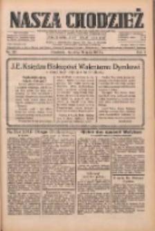 Nasza Chodzież: dziennik poświęcony obronie interesów narodowych na zachodnich ziemiach Polski 1933.05.28 R.4 Nr122
