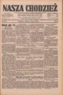 Nasza Chodzież: dziennik poświęcony obronie interesów narodowych na zachodnich ziemiach Polski 1933.06.02 R.4 Nr126