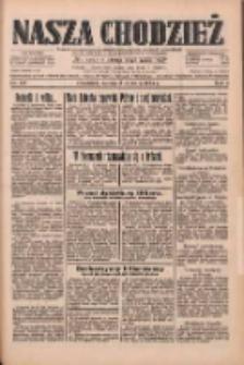 Nasza Chodzież: dziennik poświęcony obronie interesów narodowych na zachodnich ziemiach Polski 1933.06.03 R.4 Nr127