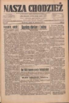 Nasza Chodzież: dziennik poświęcony obronie interesów narodowych na zachodnich ziemiach Polski 1933.06.21 R.4 Nr140