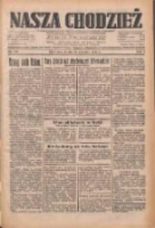Nasza Chodzież: dziennik poświęcony obronie interesów narodowych na zachodnich ziemiach Polski 1933.06.28 R.4 Nr146