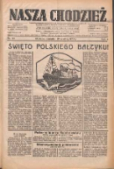 Nasza Chodzież: dziennik poświęcony obronie interesów narodowych na zachodnich ziemiach Polski 1933.06.29 R.4 Nr147
