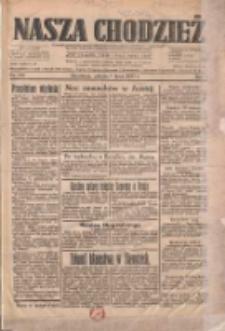 Nasza Chodzież: dziennik poświęcony obronie interesów narodowych na zachodnich ziemiach Polski 1933.07.01 R.4 Nr148