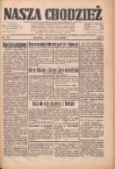 Nasza Chodzież: dziennik poświęcony obronie interesów narodowych na zachodnich ziemiach Polski 1933.07.07 R.4 Nr153
