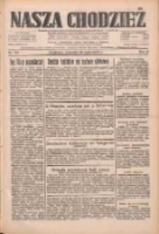 Nasza Chodzież: dziennik poświęcony obronie interesów narodowych na zachodnich ziemiach Polski 1933.07.20 R.4 Nr164