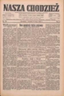 Nasza Chodzież: dziennik poświęcony obronie interesów narodowych na zachodnich ziemiach Polski 1933.07.27 R.4 Nr170