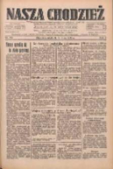 Nasza Chodzież: dziennik poświęcony obronie interesów narodowych na zachodnich ziemiach Polski 1933.07.30 R.4 Nr173