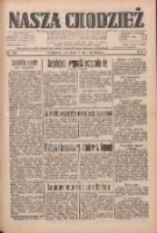 Nasza Chodzież: dziennik poświęcony obronie interesów narodowych na zachodnich ziemiach Polski 1933.08.13 R.4 Nr185