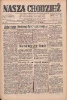 Nasza Chodzież: dziennik poświęcony obronie interesów narodowych na zachodnich ziemiach Polski 1933.09.01 R.4 Nr200