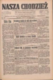 Nasza Chodzież: dziennik poświęcony obronie interesów narodowych na zachodnich ziemiach Polski 1933.09.02 R.4 Nr201