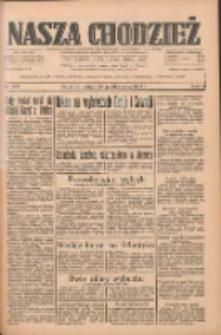 Nasza Chodzież: dziennik poświęcony obronie interesów narodowych na zachodnich ziemiach Polski 1933.10.14 R.4 Nr237