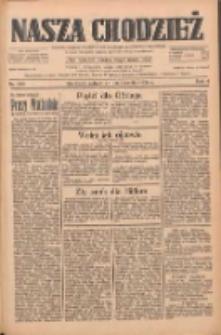 Nasza Chodzież: dziennik poświęcony obronie interesów narodowych na zachodnich ziemiach Polski 1933.10.28 R.4 Nr249