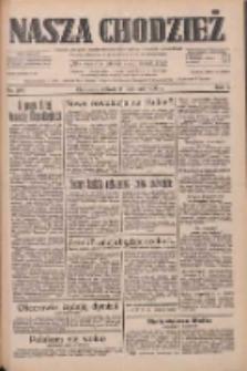 Nasza Chodzież: dziennik poświęcony obronie interesów narodowych na zachodnich ziemiach Polski 1933.11.11 R.4 Nr260