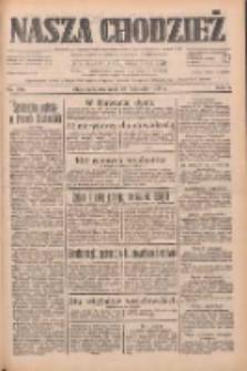 Nasza Chodzież: dziennik poświęcony obronie interesów narodowych na zachodnich ziemiach Polski 1933.11.23 R.4 Nr270