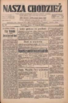 Nasza Chodzież: dziennik poświęcony obronie interesów narodowych na zachodnich ziemiach Polski 1933.11.25 R.4 Nr272