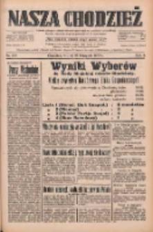 Nasza Chodzież: dziennik poświęcony obronie interesów narodowych na zachodnich ziemiach Polski 1933.11.28 R.4 Nr274