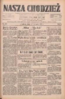 Nasza Chodzież: dziennik poświęcony obronie interesów narodowych na zachodnich ziemiach Polski 1933.11.29 R.4 Nr275