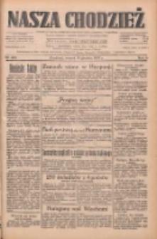 Nasza Chodzież: dziennik poświęcony obronie interesów narodowych na zachodnich ziemiach Polski 1933.12.12 R.4 Nr285