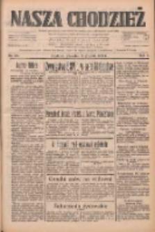 Nasza Chodzież: dziennik poświęcony obronie interesów narodowych na zachodnich ziemiach Polski 1933.12.14 R.4 Nr287