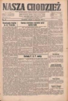 Nasza Chodzież: dziennik poświęcony obronie interesów narodowych na zachodnich ziemiach Polski 1933.01.17 R.4 Nr13