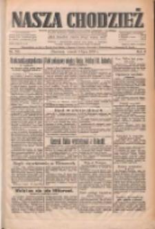 Nasza Chodzież: dziennik poświęcony obronie interesów narodowych na zachodnich ziemiach Polski 1933.07.03 R.4 Nr150
