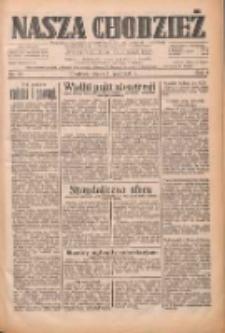 Nasza Chodzież: dziennik poświęcony obronie interesów narodowych na zachodnich ziemiach Polski 1933.07.05 R.4 Nr151