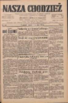 Nasza Chodzież: dziennik poświęcony obronie interesów narodowych na zachodnich ziemiach Polski 1933.12.19 R.4 Nr291