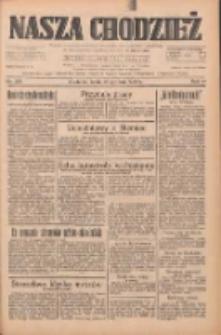 Nasza Chodzież: dziennik poświęcony obronie interesów narodowych na zachodnich ziemiach Polski 1933.12.20 R.4 Nr292
