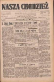 Nasza Chodzież: dziennik poświęcony obronie interesów narodowych na zachodnich ziemiach Polski 1933.12.23 R.4 Nr295