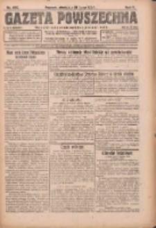 Gazeta Powszechna 1924.07.13 R.5 Nr160