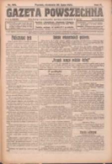 Gazeta Powszechna 1924.07.20 R.5 Nr166