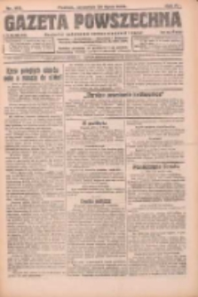 Gazeta Powszechna 1924.07.24 R.5 Nr169