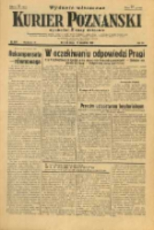 Kurier Poznański 1938.09.21 R.33 nr430