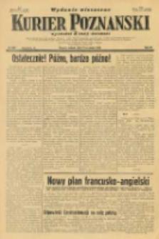 Kurier Poznański 1938.09.27 R.33 nr440