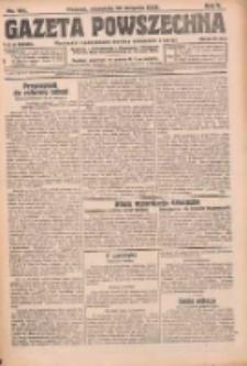 Gazeta Powszechna 1924.08.10 R.5 Nr184
