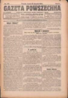 Gazeta Powszechna 1924.08.13 R.5 Nr186
