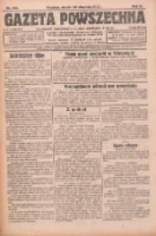 Gazeta Powszechna 1924.08.20 R.5 Nr191