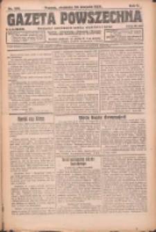 Gazeta Powszechna 1924.08.24 R.5 Nr195